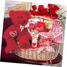 valentines baskets gift baskets traditional valentin s presents