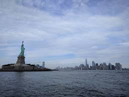 Pedestal Access To Statue Of Liberty Nj Shoreline View Picture Of Statue Of Liberty New York City