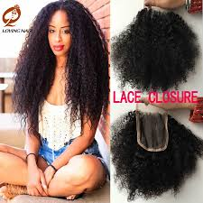 8a virgin hair lace closure peruvian curly invisible part