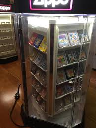 fantastic flea market finds display case display and game rooms