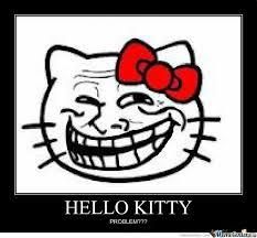 Hello Kitty Meme - hello kitty new version by stephy meme center