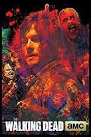 free black light posters free the walking dead daryl dixon blacklight poster posters