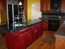 How To Refinish Kitchen Cabinets Darker Gold Interior Design - Kitchen cabinet restoration