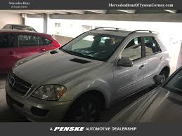 2007 mercedes suv 2007 used mercedes m class ml350 at mercedes of