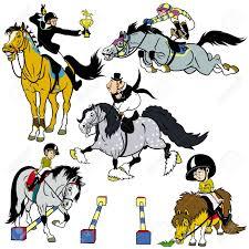 4 300 horseback riding stock illustrations cliparts and royalty