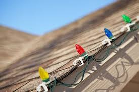what can i use to hang christmas lights on brick hanging christmas lights with paper clips amazing how to put