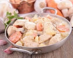 blanquette de veau cuisine az recette blanquette de saumon cabillaud et fruits de mer