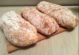 pane ciabatta fatto in casa piatti della tradizione veneta la ricetta pane ciabatta
