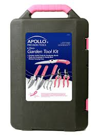 Gardening Tools Amazon by Amazon Com Apollo Precision Tools Dt3706p Garden Tool Kit Pink