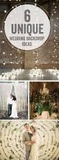 Wedding Backdrop Ideas Backdrop Ideas Picmia