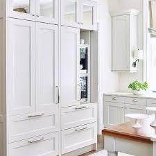 Upper Kitchen Cabinet Height Best 25 Appliance Cabinet Ideas On Pinterest Appliance Garage