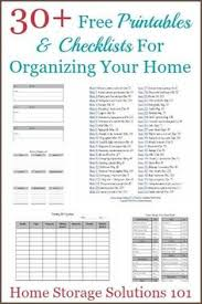 printable calendar home organization tons of organization printables whoever created these is impossibly