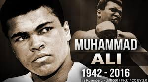 When Did Muhammad Ali Light The Olympic Torch Muhammad Ali Who Riveted The World As U0027the Greatest U0027 Dies