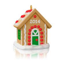 jolly gingerbread house keepsake ornaments hallmark