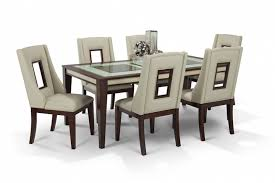 bobs furniture kitchen table set kenzo 7 dining set bob s discount furniture