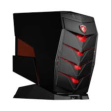 x au bureau msi aegis x 020au mini tower gaming pc i7 16gb 256gb 2tb gtx1070 win