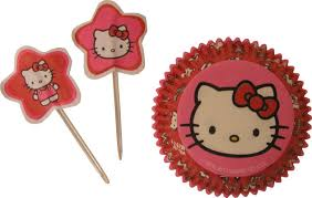 hello kitty cake cupcake and cookie supplies candyland crafts
