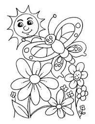 coloring pages to print spring spring time coloring pages download free spring time coloring
