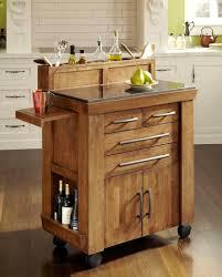 large rolling kitchen island phenomenal rolling kitchen island storage island cart oak kitchen