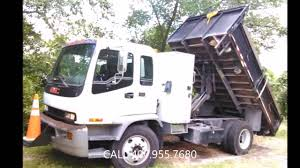gmc t7500 flatbed dump truck for sale 2004 youtube