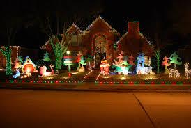 christmas yard yard displays the gretchen show