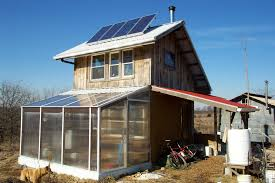 sustainable home heating dancing rabbit ecovillage using less