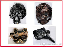 steunk masquerade mask steunk masks cat masks nose mask elements with scissors