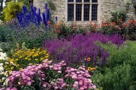 Garden Boarder Ideas Summer Flower Garden Border Ideas