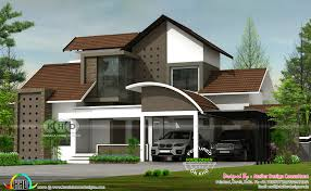 Home Design Consultant 4 Bhk 2620 Square Feet Home Kerala Home Design And Floor Plans