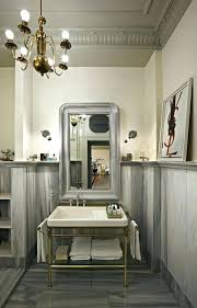 Bathroom Mirror Vintage Vintage Bathroom Mirror With Shelf Doherty House Creating The
