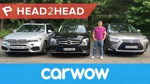 lexus suv vs bmw suv bmw x5 vs mercedes gle vs lexus rx review head2head