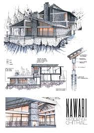 professional architecture portfolio architecture pinterest