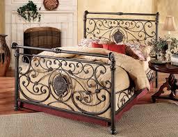 Iron King Bed Frame Hillsdale Furniture 1039bqr Mercer Set With Rails Remarkable