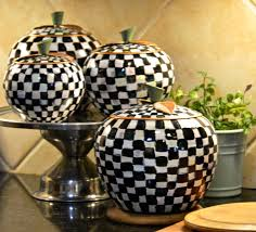 luxury black and white kitchen canister set taste