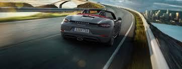 Porsche Boxster 4 Seater - porsche 718 boxster models porsche usa