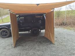 4x4 Awning Awning Systems Tuff Trek Roof Tents 4x4 Accessories