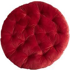 Pink Round Cushion Tips Chic Papasan Cushion For Papasan Accessories Ideas