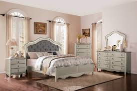 Bedroom Furniture Collections Toulouse Silver Bedroom Furniture Collection For 79 94 Furnitureusa