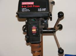 craftsman 8in bench top drill press 50 obo oklahoma shooters