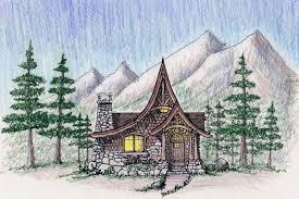 baby nursery mountain cabin plans small mountain cabin plans