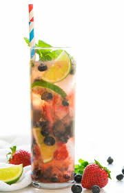 raspberry mojito recipe blueberry strawberry mojito