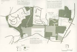 Tyler State Park Map by Trails Middletown Township
