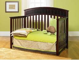 How To Convert Graco Crib Into Toddler Bed by Lajobi Crib Guard Rail Baby Crib Design Inspiration