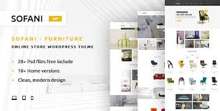 theme furniture sofani furniture store woocommerce theme by yolotheme