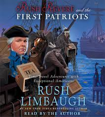 rush revere and the first patriots time travel adventures with