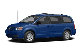 2008 dodge grand caravan new car test drive