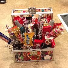 Candy Gift Basket Butterfinger Candy Bouquet Make Candy Gift Baskets Make Candy Gift
