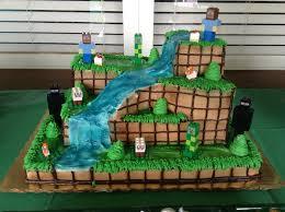 amazing minecraft cake decorating ideas home design great