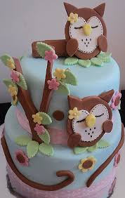 owl centerpieces baby shower cakes best of baby shower cake with baby coming o