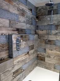 reclaimed wood rachel u0027s bathroom transformation walls and